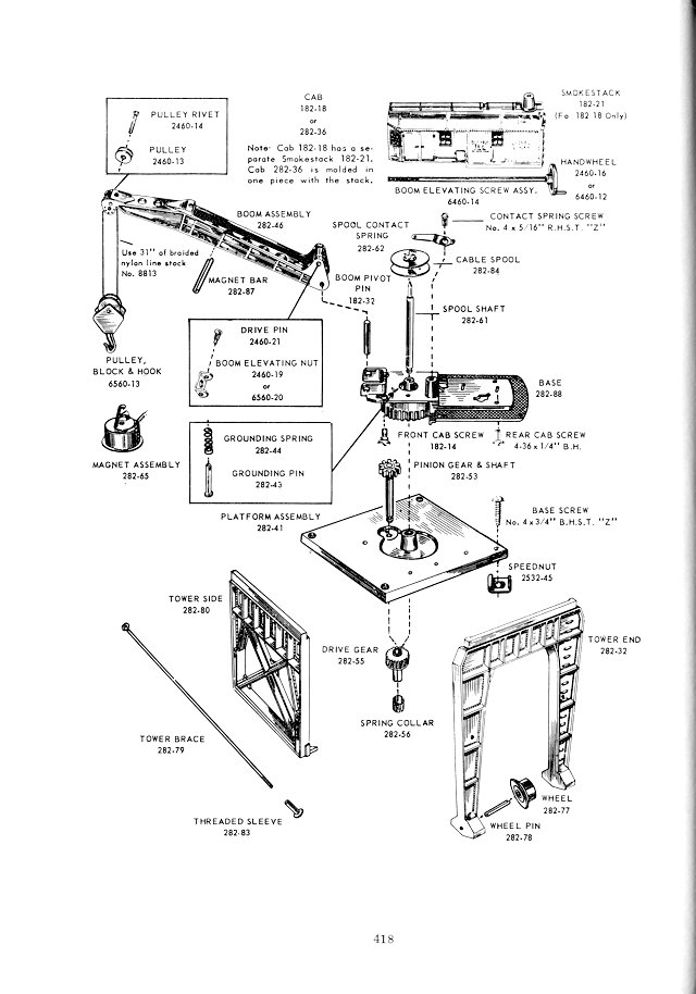282 crane p  418