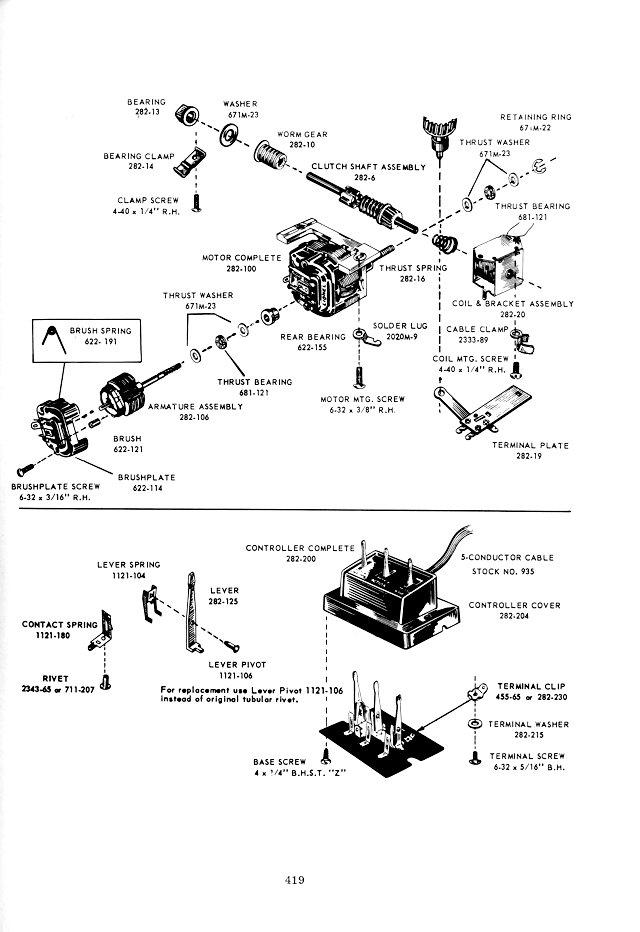lionel gantry crane wiring diagram