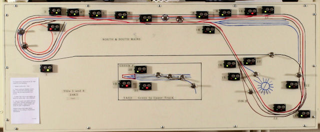 Wire management for toy train layout wiring panel with track colors asfbconference2016 Image collections