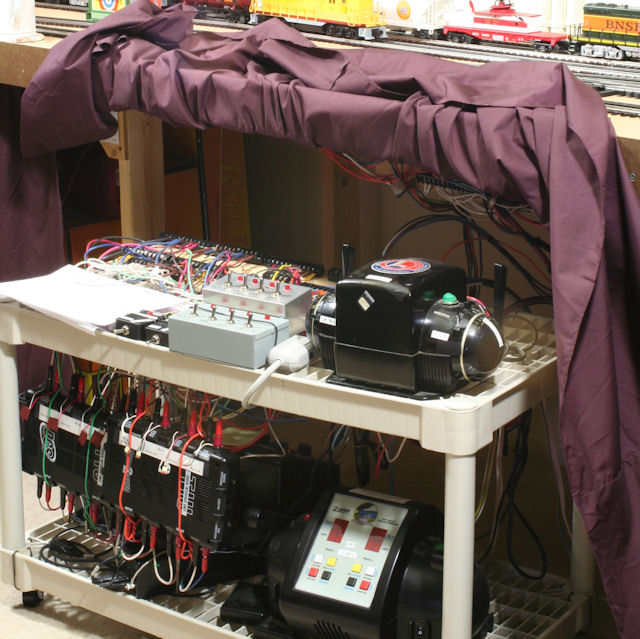 Remote and Conventional Train Controllers