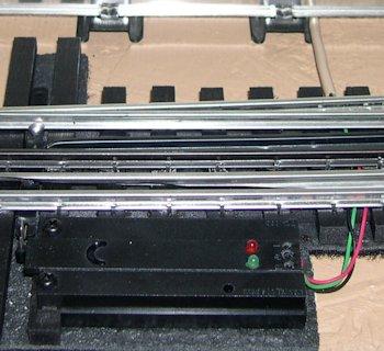 z stuff for trains switch machine