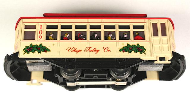 baLinset3 toy train layout wiring basic
