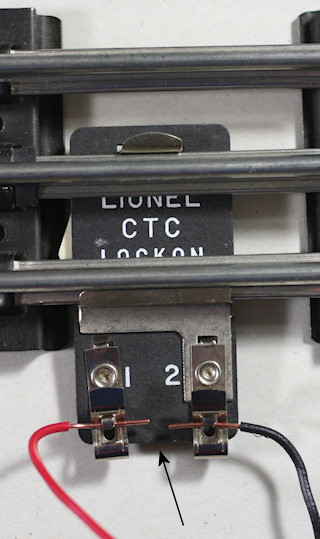 toy train layout wiring basic lionel lockon incorrect wiring